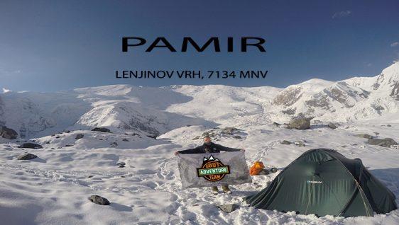 LENJINOV VRH (7134m)
