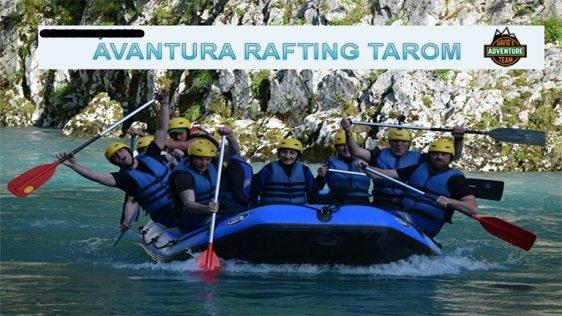 RAFTING TAROM  – avantura