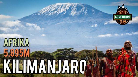 KILIMANDŽARO (5895m)