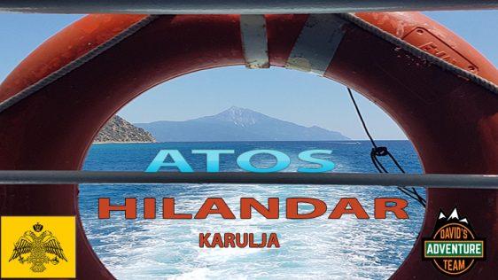 Atos, 2.033m – Hilandar – Karulja