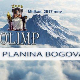 Pet vrhova Olimpa