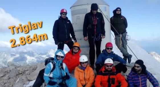 Julijski Alpi – Triglav 2864 m