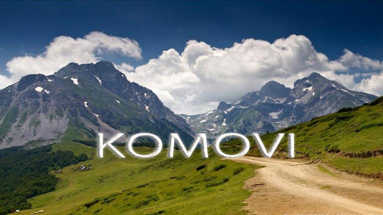 Komovi – Crna Gora