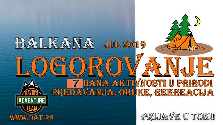 Logorovanje 2019 – Balkana