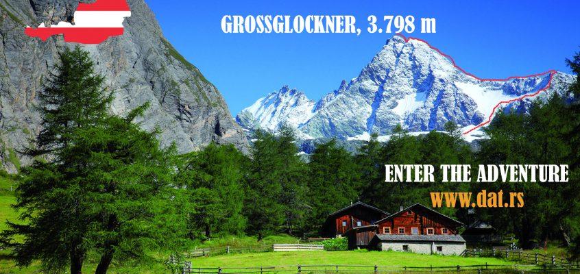 GROSSGLOCKNER – 3.798 m
