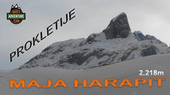 Maja Harapit, 2.218mnv