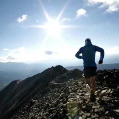 Nebesko trčanje