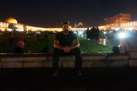 Isfahan -noću