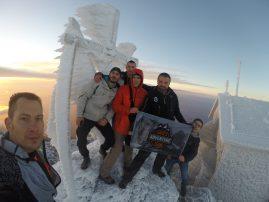 Atos vrh - 2.033 m
