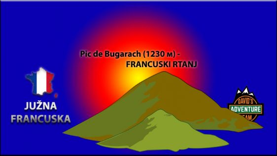 Pic de Bugarach – 1.230m