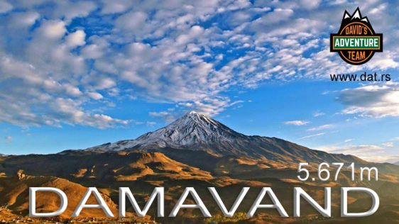 DAMAVAND (5671m)