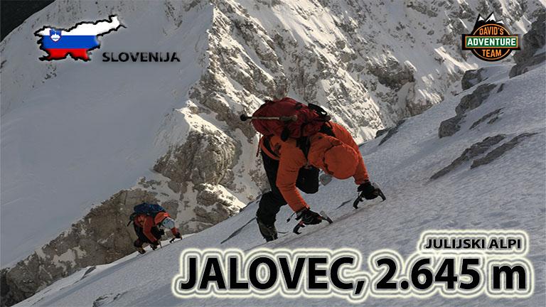 Jalovec (2643 m) preko Ozebnika