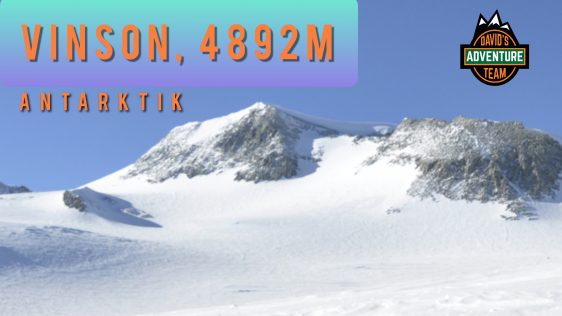 VINSON (4,892 m)